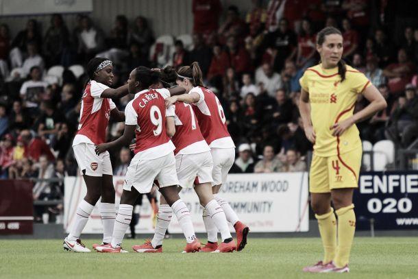 Arsenal Ladies: A Women's Super League review