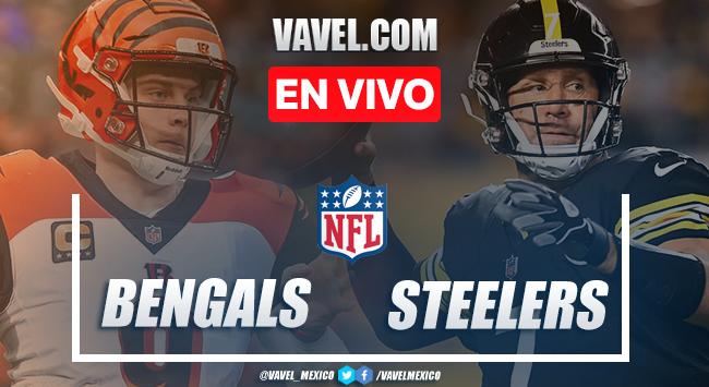 Touchdowns y resumen del Bengals 10-36 Steelers en la semana 10 de la NFL 2020