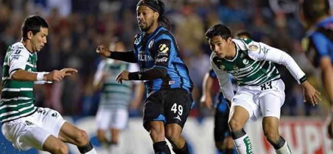 Santos, un rival complicado para Querétaro