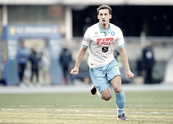 Napoli - Gabbiadini si avvicina al Southampton