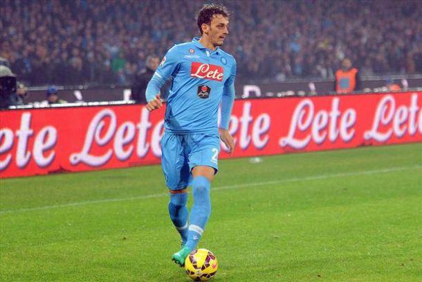 Napoli, lista Uefa: tutto da copione, dentro Gabbiadini