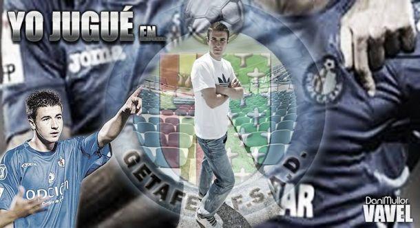 Yo jugué en el Getafe: Gabriel Fernández 'Gabi'