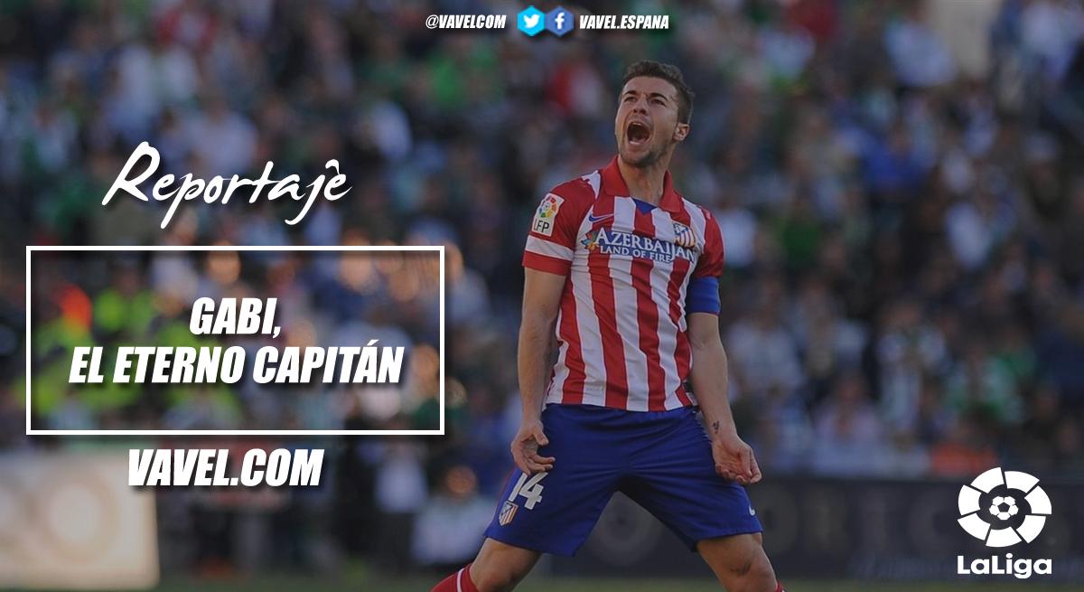 Gabi, el eterno capitán