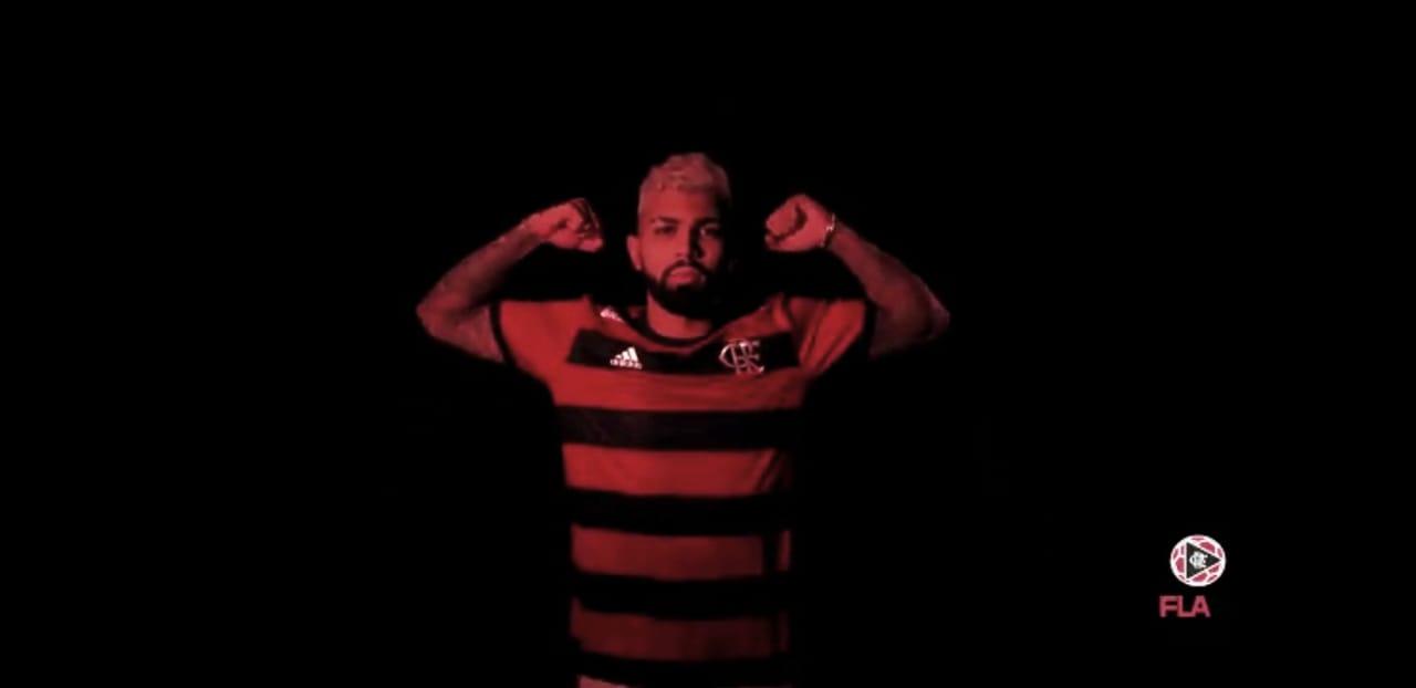 Flamengo anuncia oficialmente a chegada de Gabigol