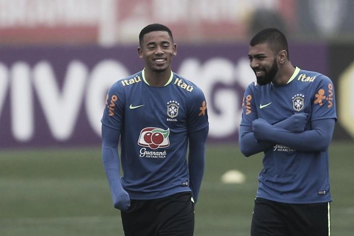 Alvo da Juventus, Gabigol crê em decisão rápida da diretoria do Santos