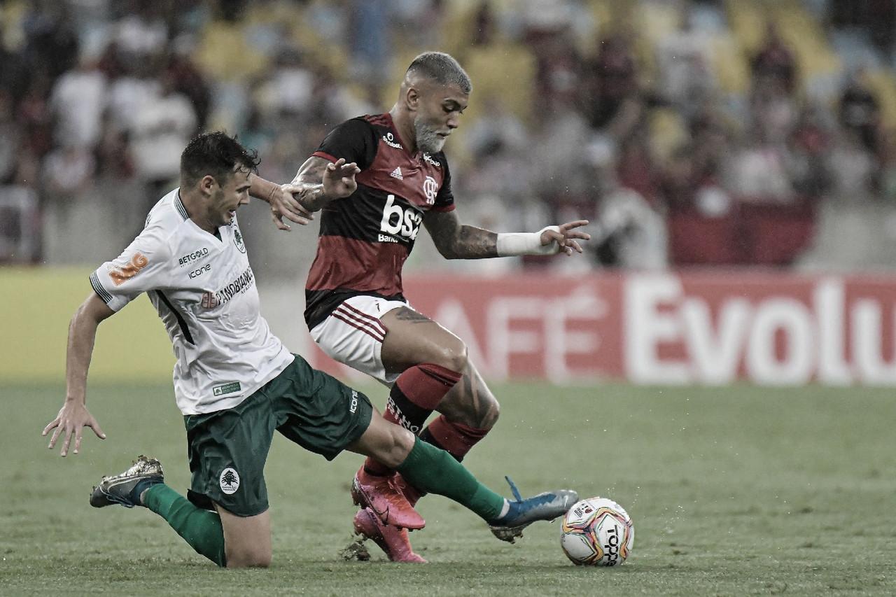 Flamengo enfrenta Boavista para se garantir como líder da classificação geral do Carioca