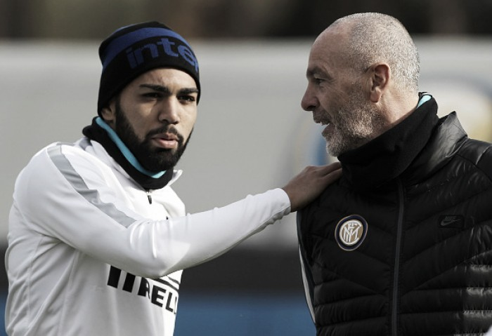"Técnico da Internazionale, Pioli exalta Gabigol e salienta: ""Ele precisa de tempo"""