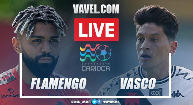 Gols e melhores momentos Flamengo 1 x 3 Vasco pelo Campeonato Carioca 2021