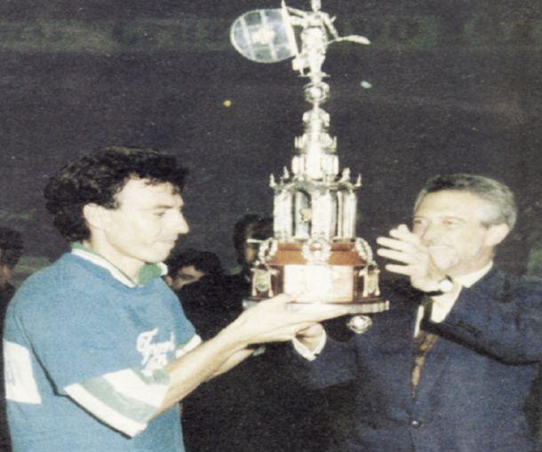 Yo jugué en el Real Betis: Gabino Rodríguez