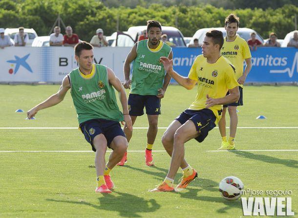Gabriel: ''Mi objetivo es consolidarme en el equipo''