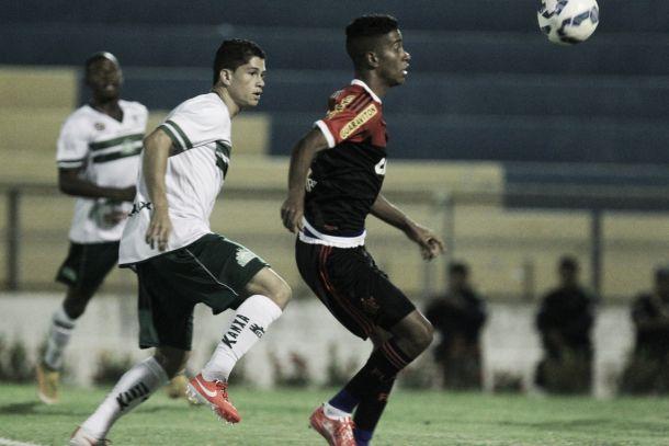 Flamengo encontra dificuldade, mas vence Icasa em amistoso de preparação para Brasileirão