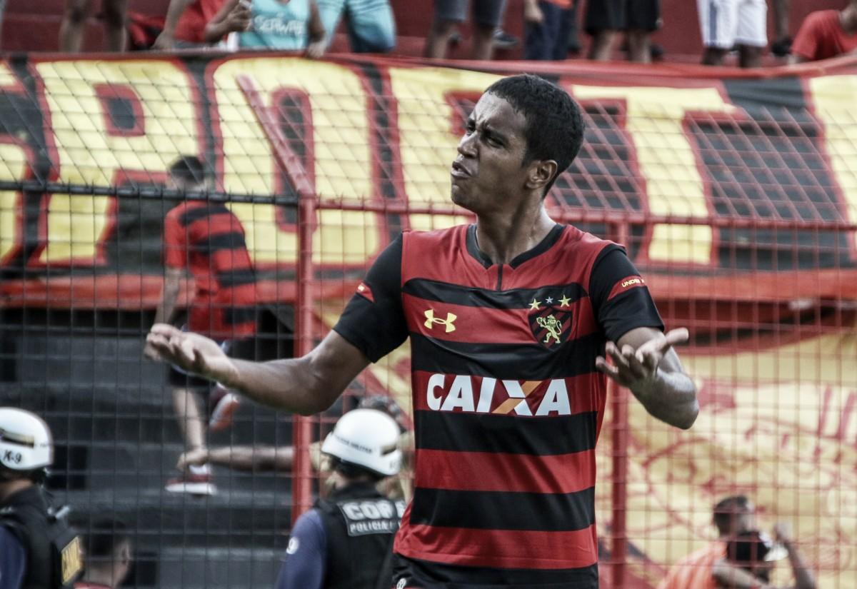 Rival íntimo do Vitória, Gabriel prevê jogo difícil para o Sport no Barradão