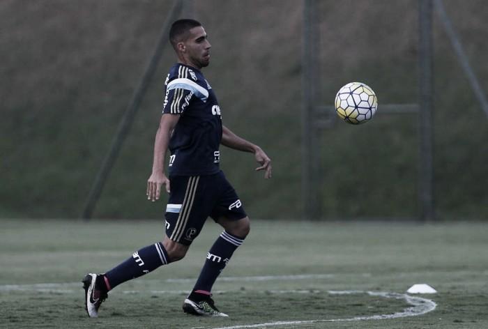 Gabriel sofre lesão grave e desfalca Palmeiras por até quatro meses