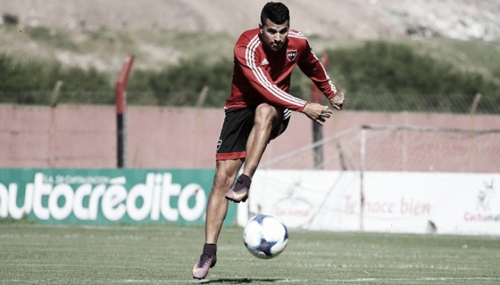 """Bruno Marioni: """"Gabriel Báez tiene cualidades muy interesantes"""""""