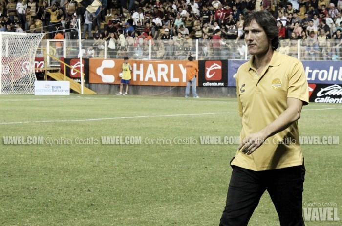 """Gabriel Caballero: """"Queremos salir campeones para ascender directo"""""""