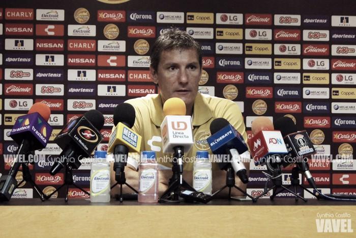 """Gabriel Caballero: """"Nuestro equipo tiene carácter y personalidad"""""""