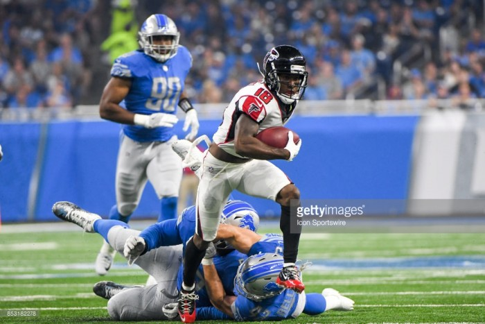 Atlanta Falcons 30-26 Detroit Lions: Falcons survive in controversial fashion