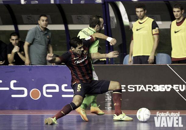 FC Barcelona - Inter Movistar: bombazo en octavos
