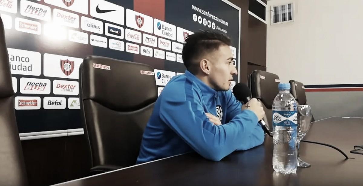 """Gabriel Rojas, listo para tener actividad: """"Tengo muchas ganas de jugar, ya estoy al cien"""""""