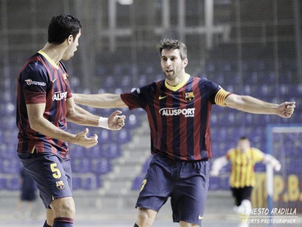 FC Barcelona Alusport - Lokomotiv: arranca el asalto a la segunda