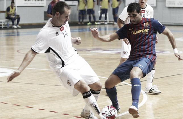 Carnicer Torrejón - FC Barcelona Alusport: partido clave en el Jorge Garbajosa