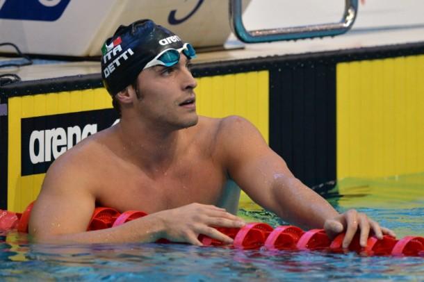 Nuoto - Assoluti Invernali: Detti dice 4, Pellegrini veloce in staffetta