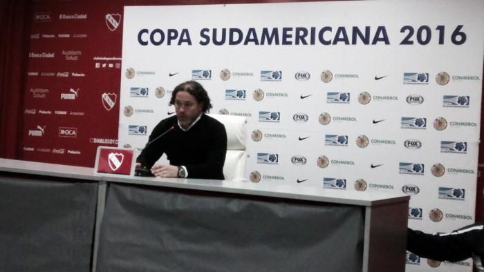 "Milito: ""Iremos a Brasil con la idea de clasificar"""