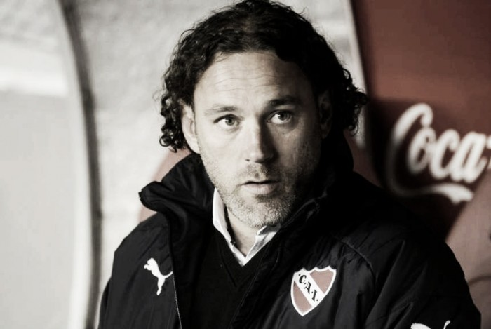 Gabriel Milito se despidió de Independiente