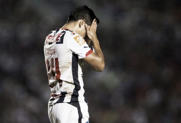 Caída albiazul en el inicio de Copa MX