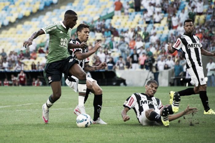 Com retorno de Robinho, Atlético-MG enfrenta o embalado Fluminense no Independência
