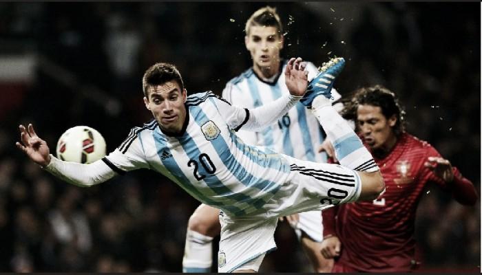 FIQUE DE OLHO: Nicolás Gaitán, meia da Argentina