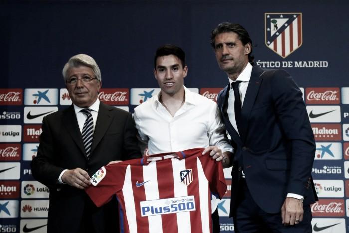 Gaitán es del Atlético Madrid