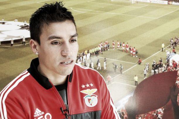 Benfica: 'Picasso' Gaitán associado ao Valência