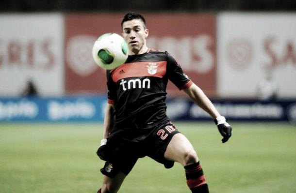 Benfica: Gaitán é o carteiro dos golos
