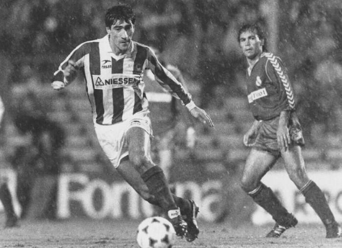 Leyendas de la Real Sociedad: Agustín Gajate