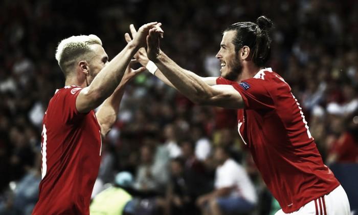 Euro 2016, il Galles corre con Bale e Ramsey