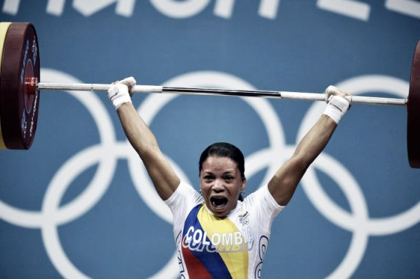Tercer oro en pesas para Colombia en los Panamericanos