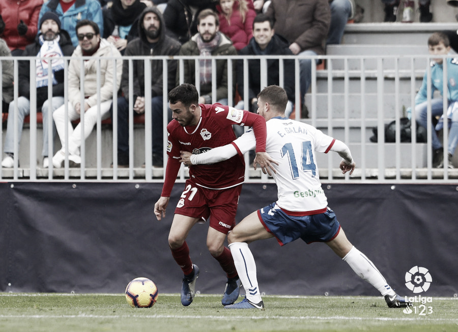 Horarios jornada 22: Rayo Majadahonda - Real Zaragoza, 18:00 horas