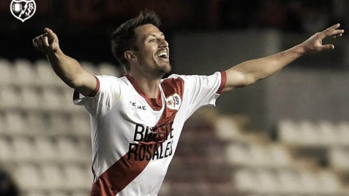 Ernesto Galán, un lateral derecho madrileño con escasas oportunidades