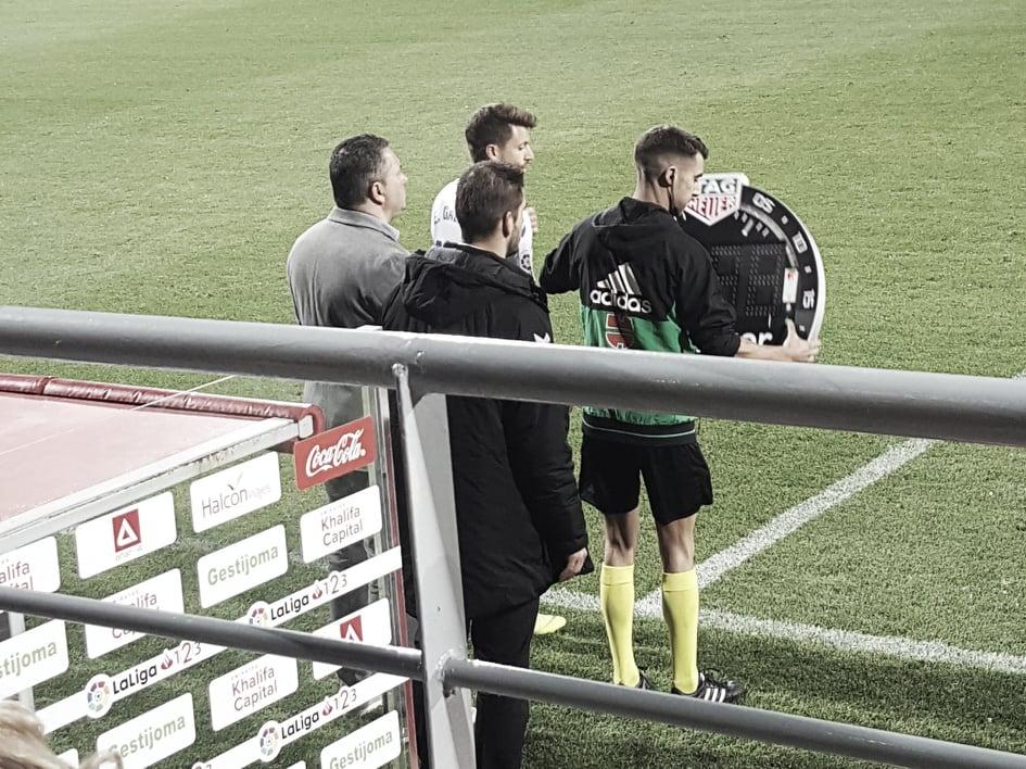 Ernesto Galán, 'MVP' del Mallorca - Rayo Majadahonda