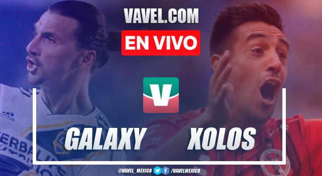 Resultado, goles y penales del LA Galaxy (3) 2-2 (1) Xolos Tijuana en Leagues Cup 2019