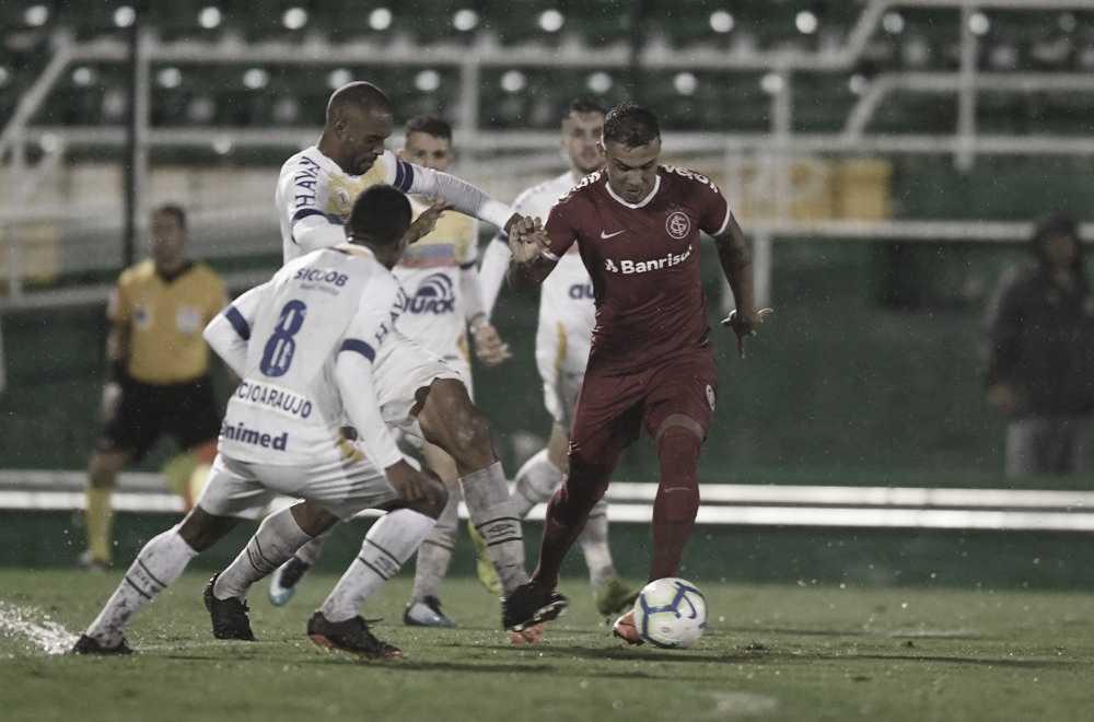 Internacional recebe Chapecoense no Beira-Rio de ressaca após vice da Copa do Brasil