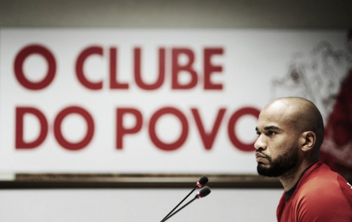 """Rodrigo Moledo celebra retorno ao Internacional: """"Não vejo a hora de atuar"""""""
