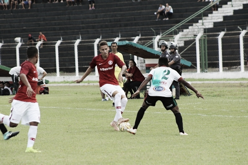 Internacional vence Taquaritinga nos pênaltis e avança na Copa SP
