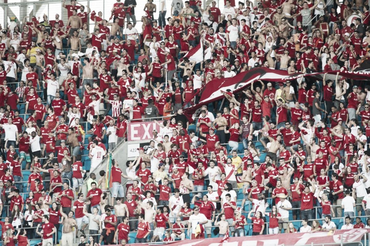 Torcida do Internacional terá 3.650 lugares no Gre-Nal da Arena; Saiba como adquirir os ingressos