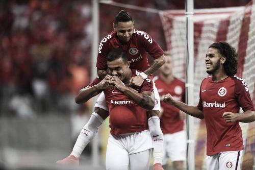 Resultado e gols Inter x River Plate pela Libertadores (2-2)