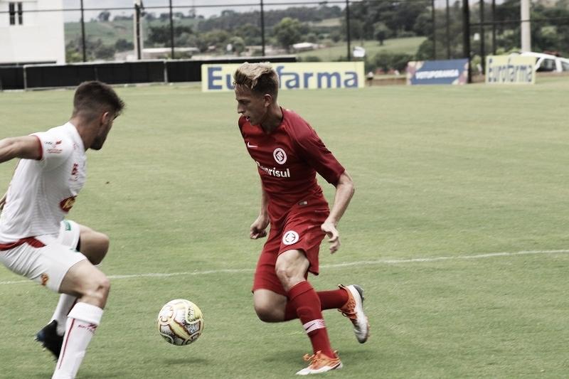 Internacional vence Batatais e se classifica ao mata-mata da Copa SP