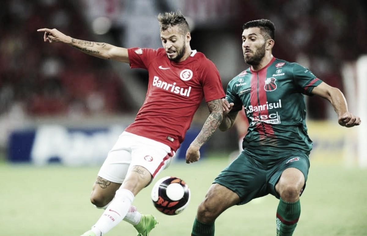 Resultado São Paulo-RS x Internacional no Campeonato Gaúcho 2018 (0-0)