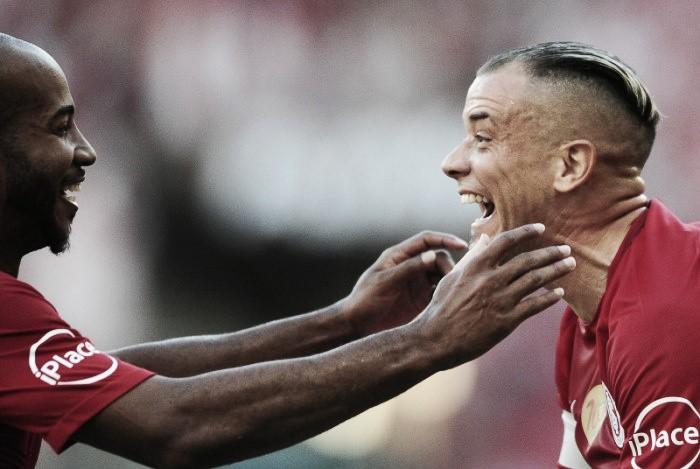 Com D'Alessandro de 'garçom', Inter bate Juventude e assume liderança do Gauchão