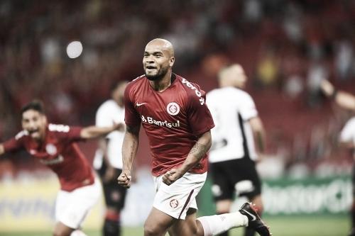 Com gol de Moledo, Internacional bate Brasil de Pelotas e volta a vencer no Gauchão